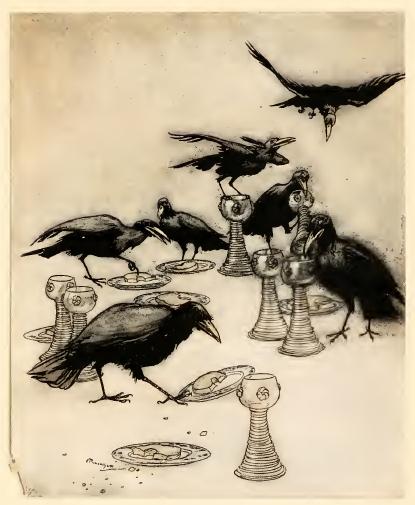 Grimm De zeven raven